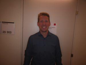 Prüfungskandidat Marcel Hager