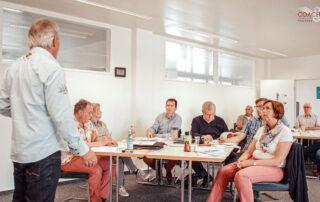 Die Ausbildung zum betrieblichen Mentor von Coachingplus findet Anklang