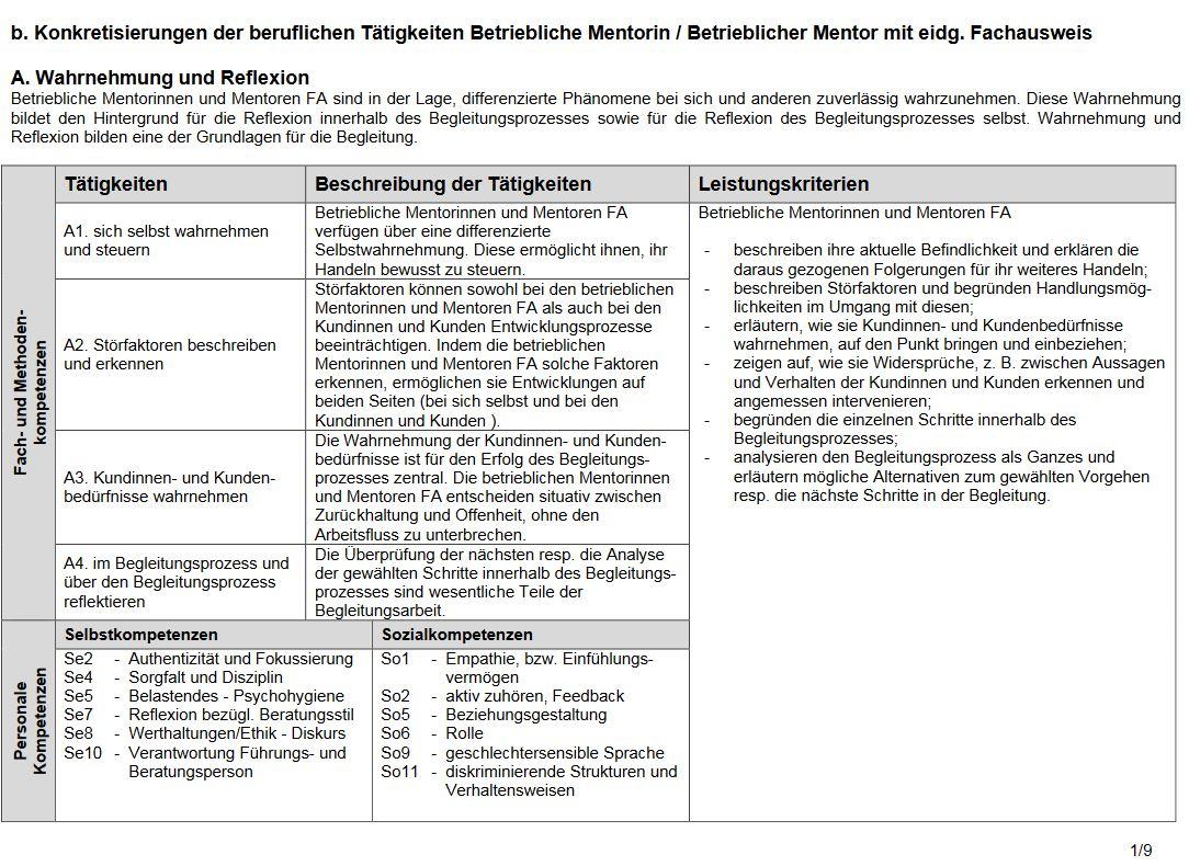 Konkretisierungen- Betrieblicher Mentor PDF