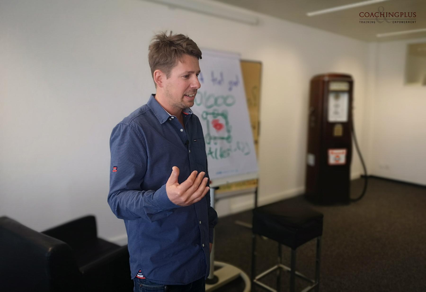 Marcel Hager Coachingplus - Ausbilder - Live-Streaming