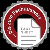 Coach werden - Factsheet